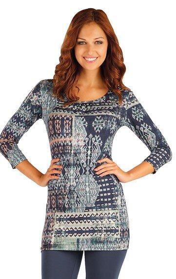 58c66c0e7493 Litex dámske dlhé tričko s 3 4 rukávom V90346 - XL