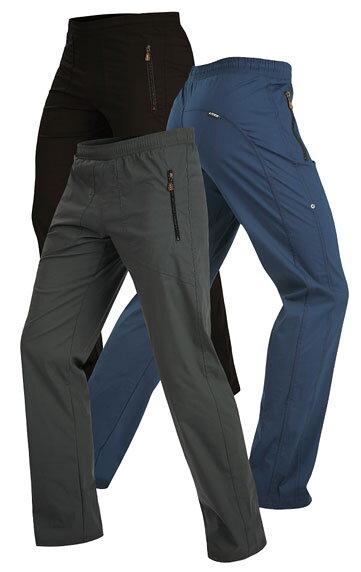 f15c60bf0439 Pánske športové nohavice rýchloschnúce Litex 99578 s vreckami ...