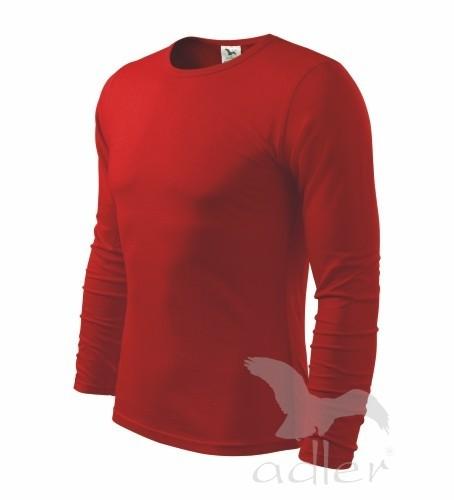 fc23826c4a29 červené tričko pásnek tričko čierne s dlhým rukávom ...