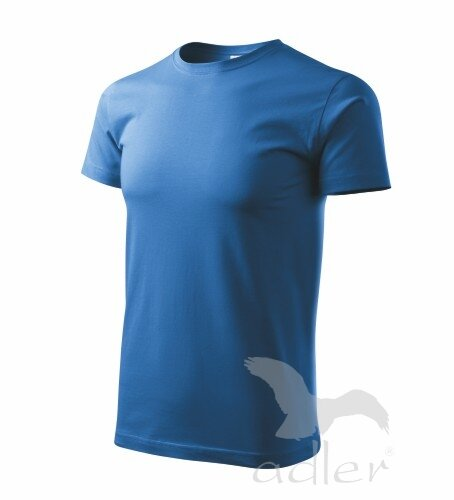 40f8fd09e2fd Pánske tričko s krátkym rukávom Adler Basic 129 s okrúhlym golierom ...
