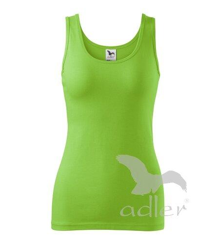 86f97d4e1606 ... dámske apple green tielko   tričko Triumph 136 Adler so širokými  ramienkami