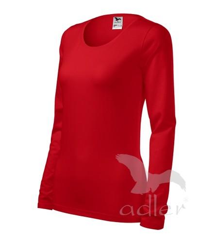 806d0dbd3982 Dámske priliehavé tričko s dlhým rukávom Adler Slim 139