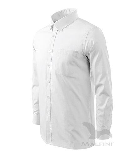 02141c042f8b Pánska košeľa s dlhým rukávom Adler Malfini 209 jednofarebné