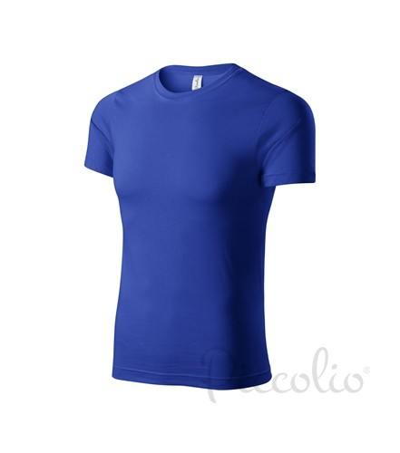 439e7b9cb6ac fialové tričko kráľovské modré detské tričko s krátkym rukávom Adler  Piccolio P72