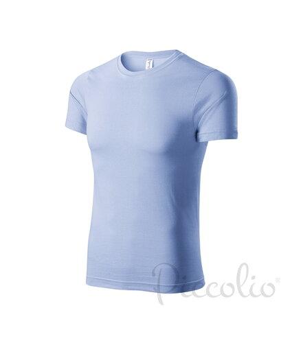 18df10a9ab81 kráľovské modré tričko nebesky modré detské tričko Adler Piccolio P72 s  krátkym rukávom