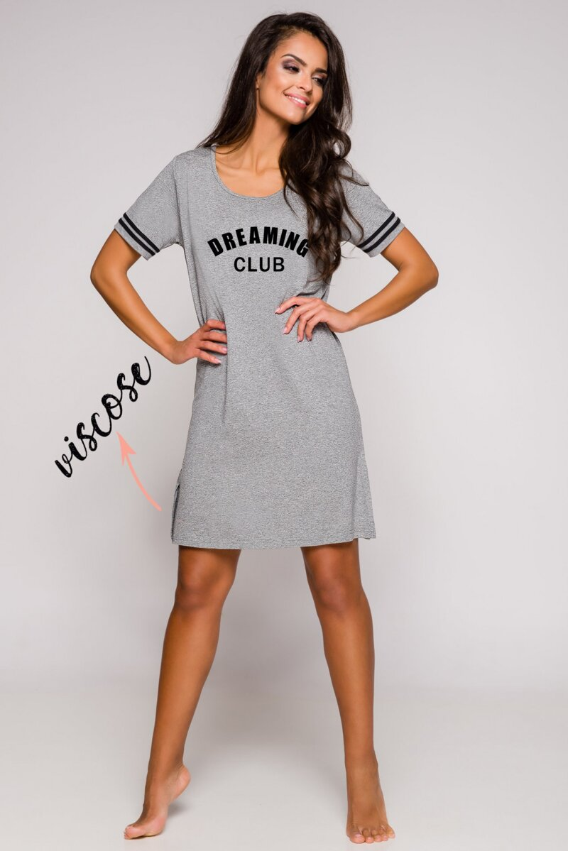 b726cdcc36ca Taro dámska nočná košeľa s krátkym rukávom Filipa-VS2296