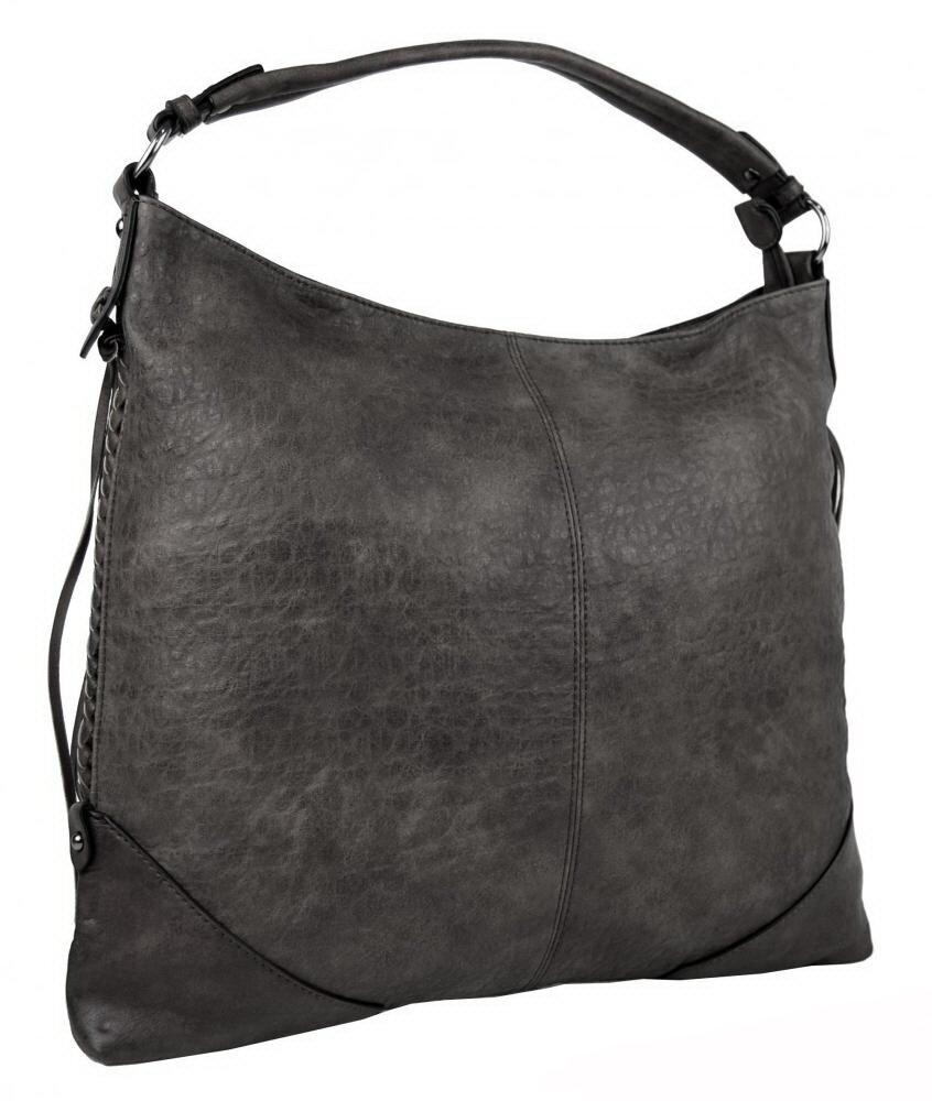 a263d8fc55 Sivá dámska kabelka na rameno - cez plece Maria Marni 2456-BB s ...