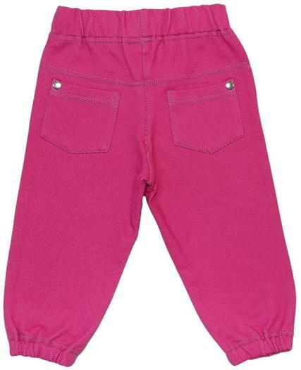 9538803490ee ružové nohavice detské ružové nohavice Andy Richelieu 2208 zo zadu