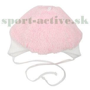 497e8c575 Detská zimná huňatá čiapka