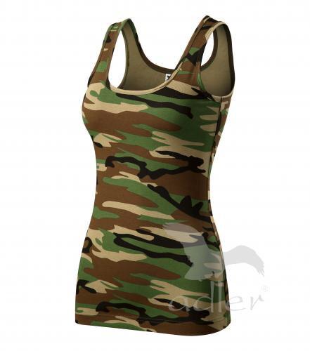 b8b8809cd656 Army tielko dámske - tričko s ramienkami Triumph 136 Adler ...
