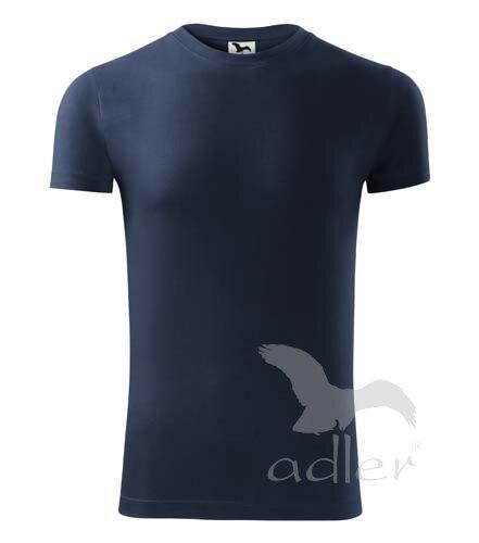 c50eab2abe92 Adler pánske tričko s krátkym rukávom REPLAY V143 tmavomodré - M