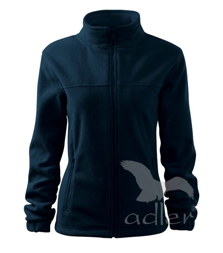 Adler dámska mikina fleece V504 tmavomodrá 71d1dcfc57