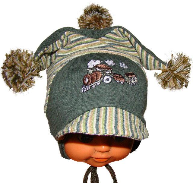 6aeb4d3ed Detské jarné, jesenné a zimné čiapky | 81