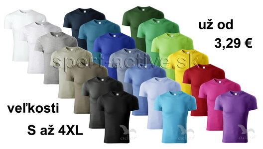 Najlacnejšie pánske tričká s krátkym rukávom v rôznych farbách 0a13b49f2e