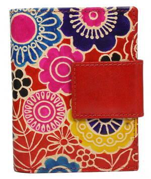 78c4099cb690 Shanti dámska peňaženka SPG-100 červená