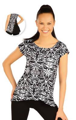 dd5a89e424e4 Litex dámske tričko s krátkym rukávom (51134)