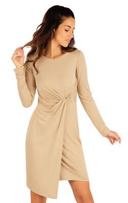 6beb3f95361a Litex dámske šaty s dlhým rukávom (55085)
