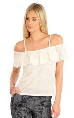 4a59463c2611 Litex dámske tielko - tričko s ramienkami (58071)