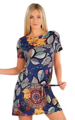9014e819ace8 Litex dámske šaty s krátkym rukávom (58083)