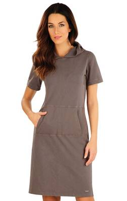 96ba8fe682d7 Litex dámske šaty s krátkym rukávom (58154)