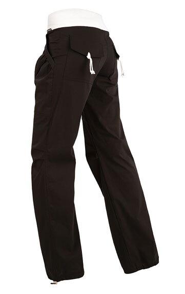 d30d64dfd9b2 Čierne bedrové nohavice dámske Litex 55253 s vreckami