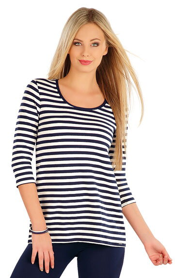 8b12a62be6a2 Litex dámske tričko s 3 4 rukávom (58062)