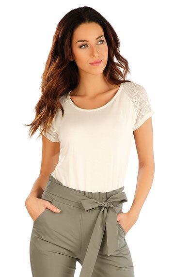 5d70ea327caf Litex dámske tričko s krátkym rukávom (58073)